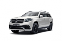 Чип-тюнинг Mercedes-Benz GLS X166 (2015-)