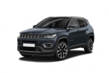 Чип-тюнинг Jeep Compass (MP) (2016-2019)