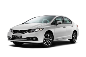 Чип-тюнинг Honda Civic IX (2012-2017)