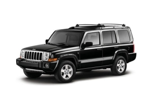 Чип-тюнинг Jeep Commander (XK) (2005-2011)
