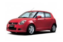 Чип-тюнинг Suzuki Swift (2003-2010)